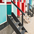 Beach Huts by Tom Gowanlock