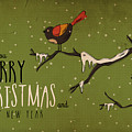 Christmas Greetings by Don Kuing