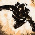 Star Wars Episode 6 Art by Larry Jones