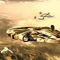 Star Wars For Art by Larry Jones