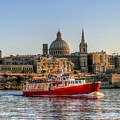 Valletta, Malta by Paul James Bannerman