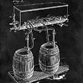 1900 Beer Cooler by Dan Sproul