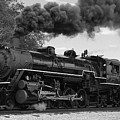 1905 Steam Engine by Pat Turner
