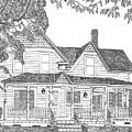 1906 Victorian Farmhouse by Mike Light