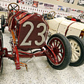 1907 Itala Gran Prix Race Car by Steve Gass