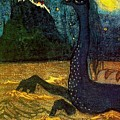 1907 Vasily Kandinsky by Eloisa Mannion
