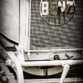 1908 Benz Prince Heinrich Two Seat Race Car Grille Emblem -1696ac by Jill Reger