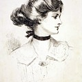 1909 Drawing By Charles Dana Gibson by Everett