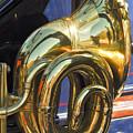 1910 Pope Hartford T Brass Horn by Jill Reger