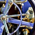 1910 Pope Hartford T Steering Wheel by Jill Reger