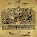 1910 Toy Circus Patent by Dan Sproul