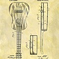 1911 Guitar Patent by Dan Sproul