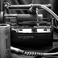 1912 Dictaphone  by Ricky L Jones