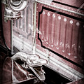 1912 Rolls-royce Silver Ghost Rothchild Et Fils Style Limousine Snake Horn -0711ac by Jill Reger