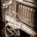 1912 Rolls-royce Silver Ghost Rothchild Et Fils Style Limousine Snake Horn -0711s by Jill Reger