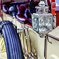 1913 Rolls Royce Silver Ghost Detail by Carol Montoya