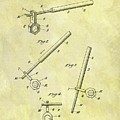 1913 Wrench Patent by Dan Sproul