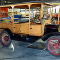 1914 Model T Depot Hack by Charles Robinson