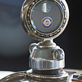 1916 Packard Hood Ornament  by Jill Reger
