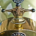 1917 Owen Magnetic M-25 Hood Ornament 2 by Jill Reger