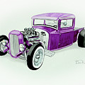 1920s Hotrod Pickup by Donald Koehler
