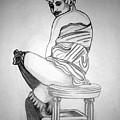 1920s Women Series 10 by Tammera Malicki-Wong