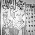1920s Women Series 6 by Tammera Malicki-Wong
