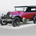 1922 Franklin Open Touring Sedan by Dave Koontz