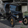 1923 Ford Model T Truck by Nick Gray