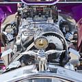1923 Ford T-bucket Engine by Jill Reger