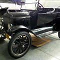 1923 Model T 3-door Touring Car by Charles Robinson