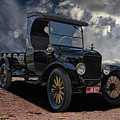1923 Model T Ford Truck by Nick Gray