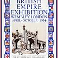 1924 British Empire Exhibition Wembley by Heidi De Leeuw