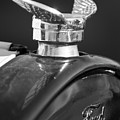 1925 Ford Model T Hood Ornament 2 by Jill Reger
