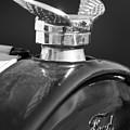 1925 Ford Model T Hood Ornament 2 by Jill Reger