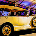 1925 Renault 40cv Tourer by Barbara Zahno