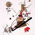 1925 Vasily Kandinsky by Eloisa Mannion