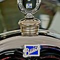 1926 Buick Boyce Motometer by Jill Reger