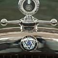 1926 Dodge Woody Wagon Hood Ornament by Jill Reger