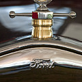 1927 Ford T Roadster Hood Ornament by Jill Reger