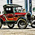 1927 Model T Ford Roadster by Don Barrett