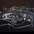 1928 Bentley Dash by Richard Le Page