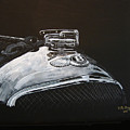 1928 Bentley Rad Cap by Richard Le Page
