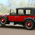 1928 Rolls-royce Phantom 1 by Jill Reger