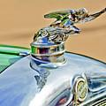 1928 Studebaker Hood Ornament by Jill Reger