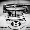 1929 Bentley 4.5-litre Open Tourer Emblem -1686bw by Jill Reger