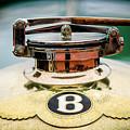 1929 Bentley 4.5-litre Open Tourer Hood Ornament by Jill Reger