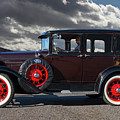 Classic 4 Door Ford by Nick Gray