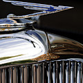 1929 Duesenberg Model J Hood Ornament by Jill Reger
