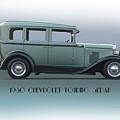 1930 Chevrolet Touring Sedan by Dave Koontz